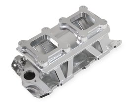 Sniper Sheet Metal Fabricated Intake Manifold Small Block Chevy