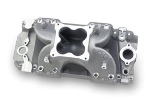 Holley EFI Manifold - Chevy Big Block V8 - Rect Port