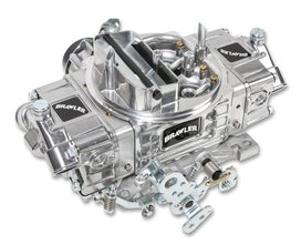 650 CFM Brawler Diecast Carburetor Mechanical Secondary