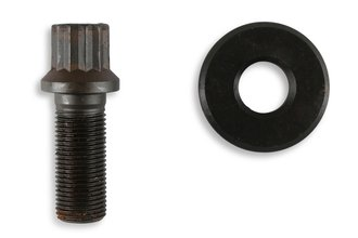 Earls Harmonic Balancer Bolt - Ford V8 (most except 351C) - 12-Point