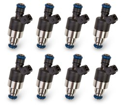 48 lb/hr Performance Fuel Injectors - Set of 8