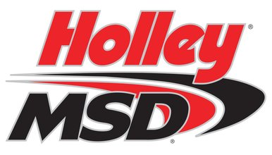 Holley MSD Decal