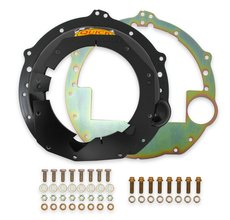 Quick Time Chevy LS and Late Model LT to LS T-56 Transmission - Low Profile Bellhousing