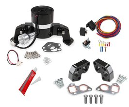 Electric Water Pump Kit - For GM LS Series Engines