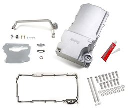 GM LS Swap Oil Pan w/ Gasket & Bolts Kit - 1955-1987 GM/Muscle Car/Classic Car/Trucks